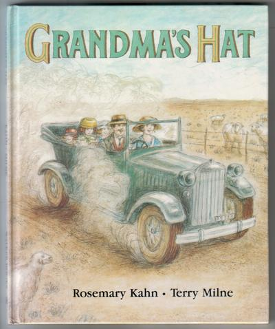 Grandma's Hat by Rosemary Kahn