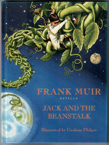 Frank Muir Retells Jack and the Beanstalk by Frank Muir