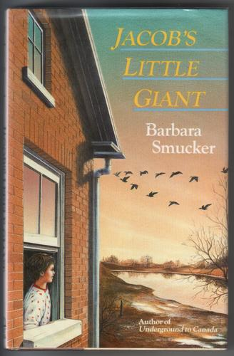 Jacob's Little Giant by Barbara Claassen Smucker
