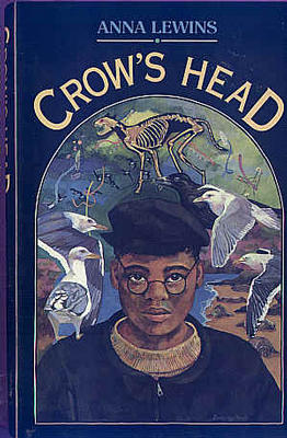 Crows Head by Anna Lewins
