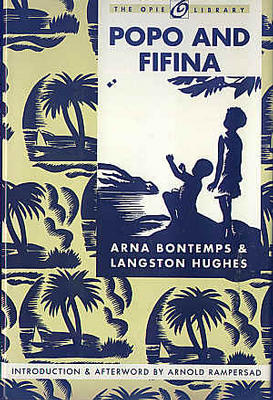 Popo and Fifina by Arna Bontemps and Langston Hughes