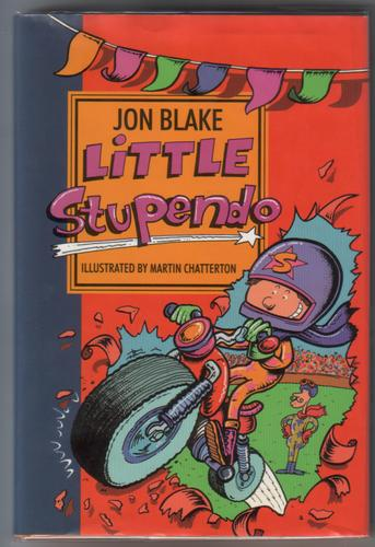 Little Stupendo by Jon Blake