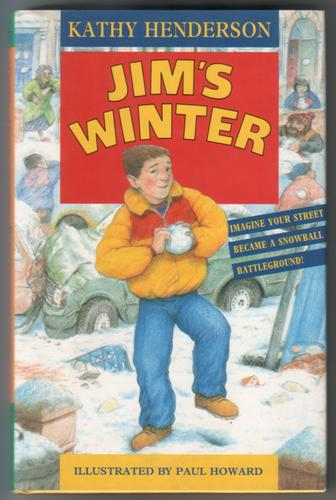 Jim's Winter by Kathy Henderson