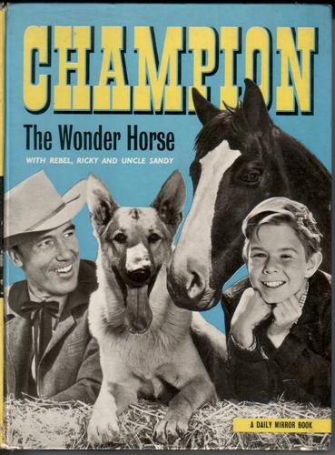 Champion the Wonder Horse by Arthur Groom