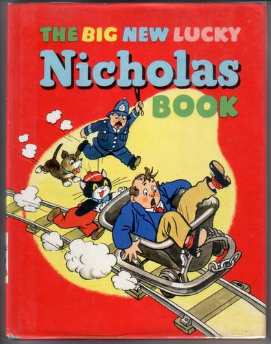The Big New Lucky Nicholas Book