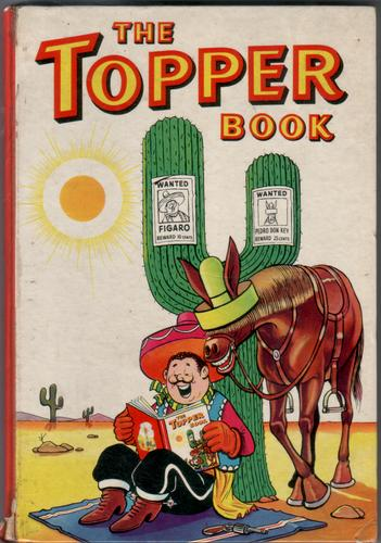 The Topper Book 1961