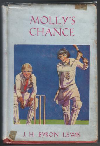 Molly's Chance by J. H. Byron Lewis