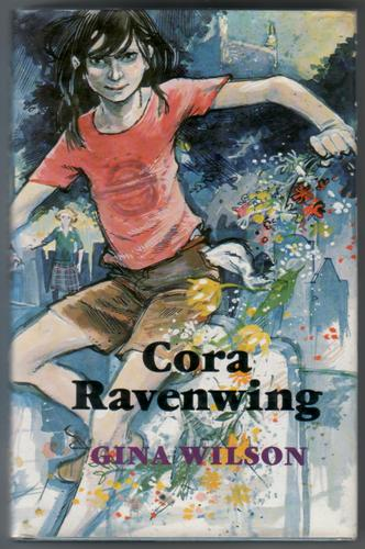 Cora Ravenwing by Gina Wilson