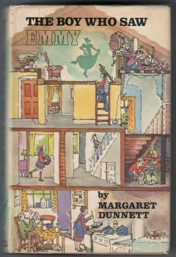 The Boy who saw Emmy by Margaret Dunnett