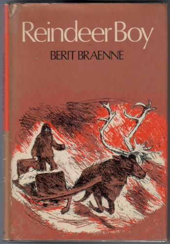 Reindeer Boy by Berit Braenne