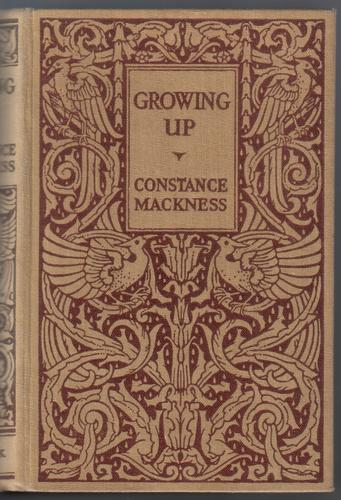 Growing up by Constance Mackness
