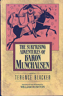 The Surprising Adventures of Baron Munchausen by Terence Blacker
