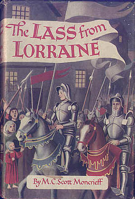 The Lass from Lorraine by Martha Christian Scott Moncrieff