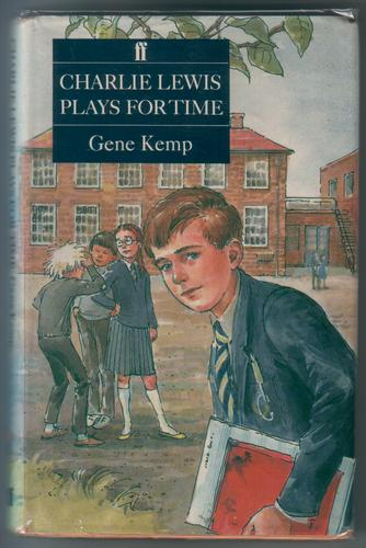 Charlie Lewis Plays for Time by Gene Kemp