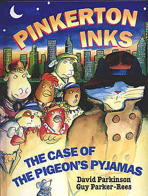 The Case of the Pigeon's Pyjamas