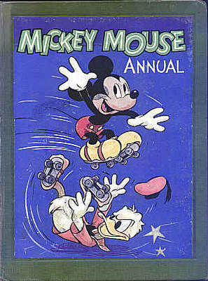 Mickey Mouse Annual 1949