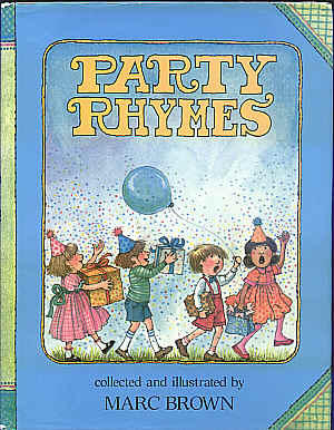 Party Rhymes by Marc Brown