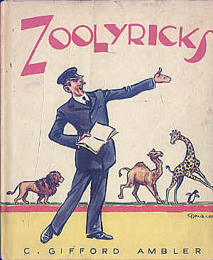 Zoolyricks by Christopher Gifford Ambler