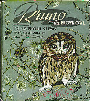 Bruno the Brown Owl