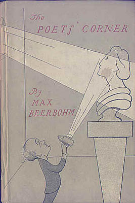The Poet's Corner by Max Beerbohm