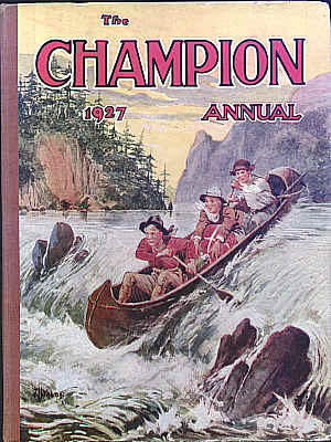 The Champion Annual 1927