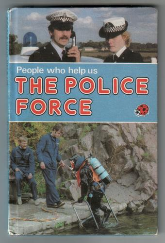 The Police Force by Hy Murdock