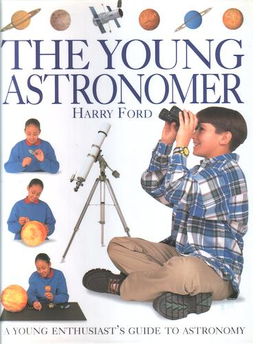 The Young Astronomer by Harry Ford