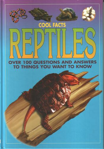 Reptiles by Joyce Pope