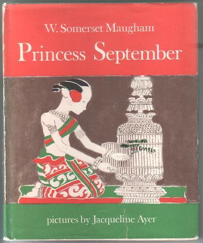 Princess September by W. Somerset Maugham