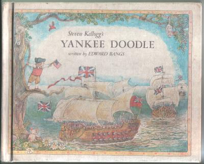 Yankee Doodle by Edward Bangs