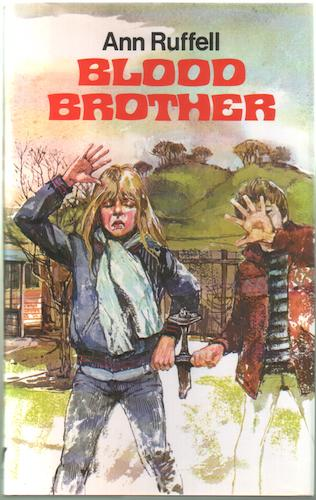 Blood Brother by Ann Ruffell