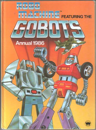 Gobots Annual 1986