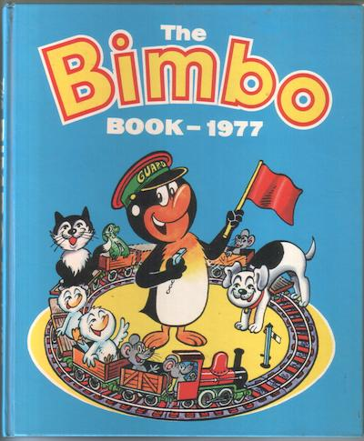 The Bimbo Book 1977