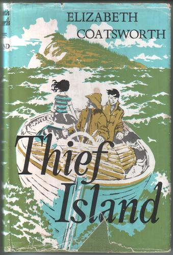 Thief Island by Elizabeth Jane Coatsworth