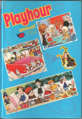 Playhour Annual 1984