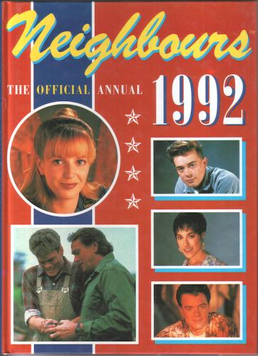 The Official Neighbours Annual 1992