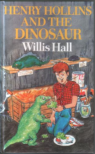 Henry Hollins and the Dinosaur