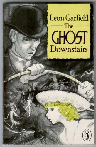 The Ghost Downstairs by Leon Garfield