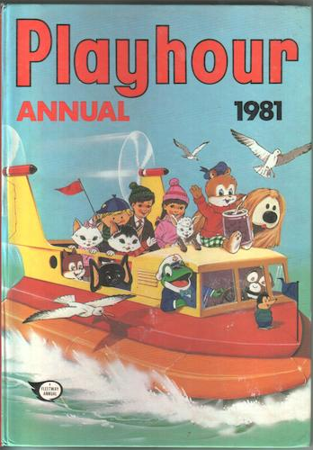 Playhour Annual 1981