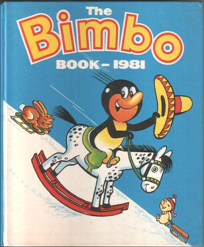 The Bimbo Book 1981