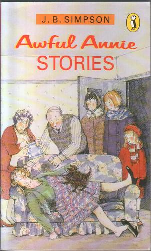 Awful Annie Stories by Jean B. Simpson