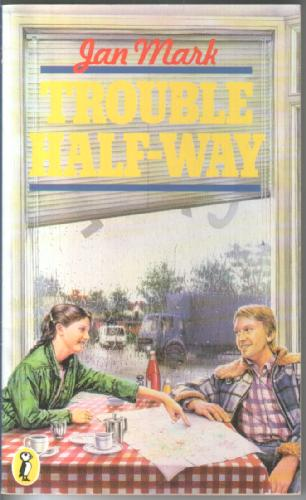 Trouble Half-way by Jan Mark