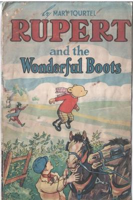 Rupert and the Wonderful Boots