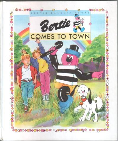 Bertie comes to Town by Wendy Hobson