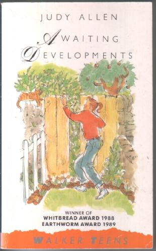 Awaiting Developments by Judy Allen