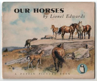 Our Horses by Lionel Edwards
