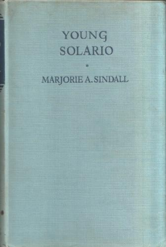 Young Solario by Marjorie Aylwynn Sindall