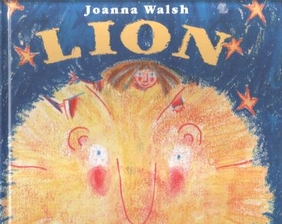 Lion by Joanna Walsh