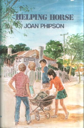 Helping Horse by Joan Phipson