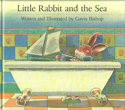 Little Rabbit and the Sea by Gavin Bishop